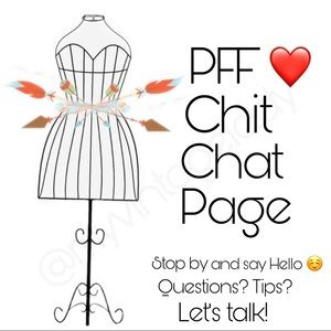 Other - Chit Chat Listing - Questions Tips? Let's Talk 👍